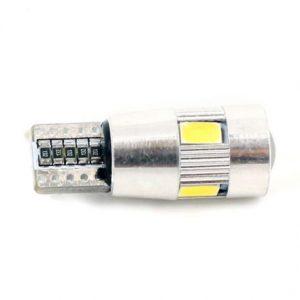 Avto LED žarnica - sijalka Canbus - T10 - 12 V • 3,5 W, 2 kosa / blister