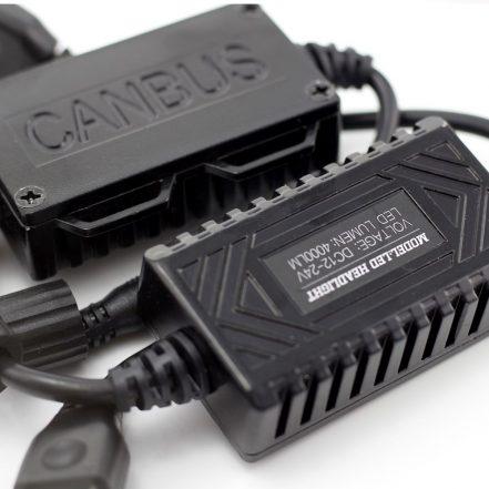 Avto LED  kit - H7 CANBUS - 12 - 24V - 4000 lumnov