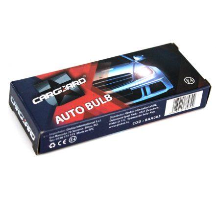 Avtomobilska žarnica  T5-12V-1,2W - modra - 10 kosov / paket