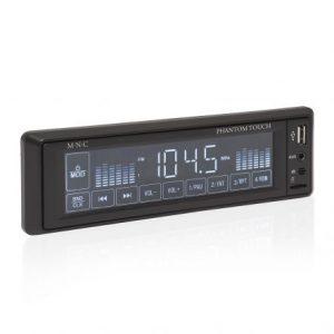 Avtoradio MP3 M.N.C z bralnikom kartic USB / MSD / MMC / AUX in zaslonom na dotik