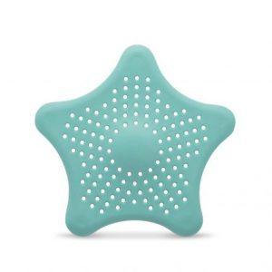 Filter za odtok v obliki zvezde moder
