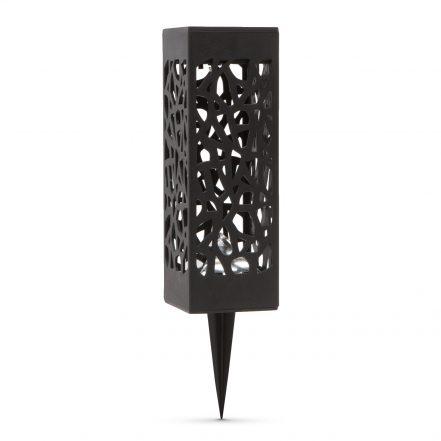 LED solarna svetilka - 19 cm