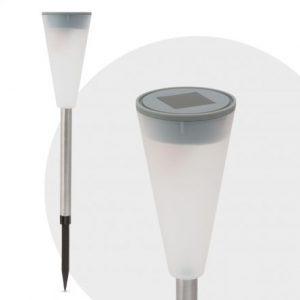 LED solarna svetilka - 28 cm