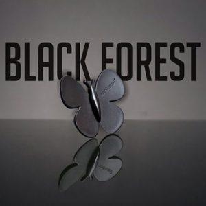 Premium osvežilec za avto metulj - black forrest