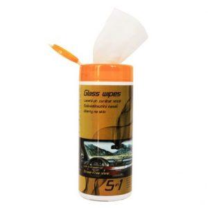 Robčki za steklo z vonjem grenivke, 40 kosov / pakiranje