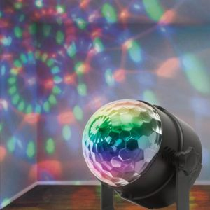 USB disko LED svetilka z daljincem
