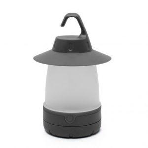 Zunanja LED svetilka za kampiranje, siva
