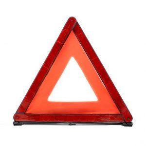 Opozorilni trikotnik - 43 x 43 x 43 cm