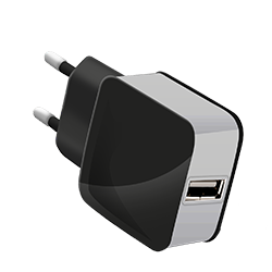 USB polnilci