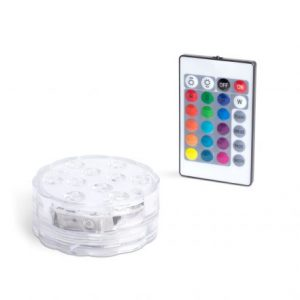 RGB LED lučka za bazen z daljincem