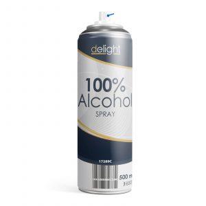 100% alkohol v spreju za razkuževanje površin - 500 ml