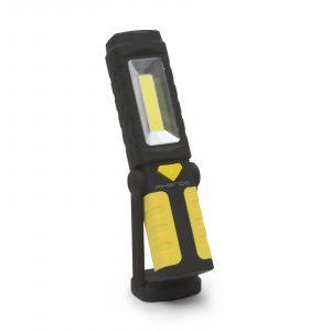 2 v 1 COB LED delovna svetilka