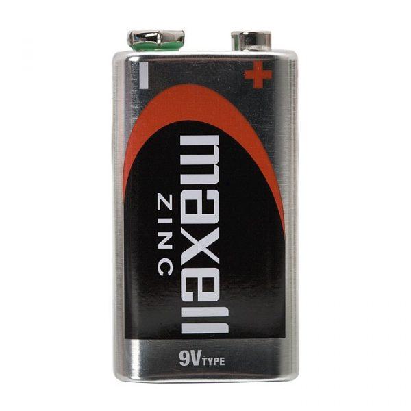9V baterija - E • 6F22 | Zn • 9V - 1 kos / blister
