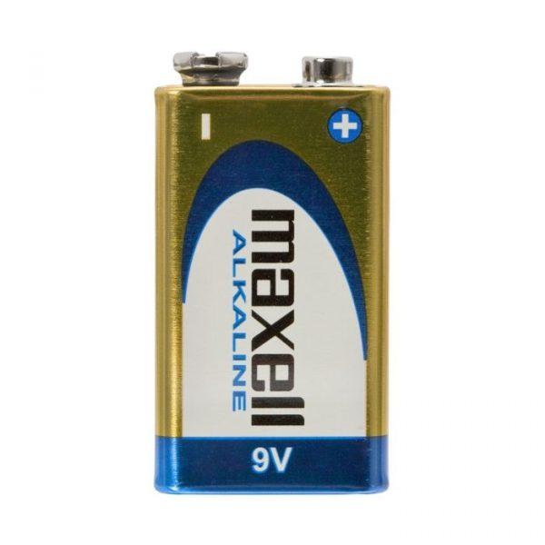 9V baterija - E • 6LR61 - alkalna • 9V - 1 kos