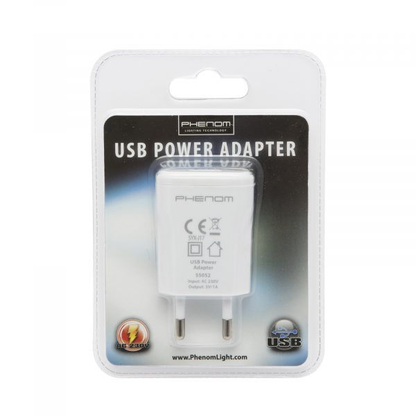 Adapter USB 5 V - 1A