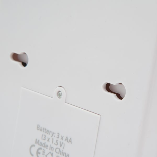 Alarm s senzorjem gibanja z zaščito PIN