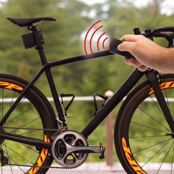Alarm za kolo z daljincem 110 Db