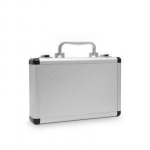 Aluminijasti  kovček za orodje - 260 x 170 x 50 mm
