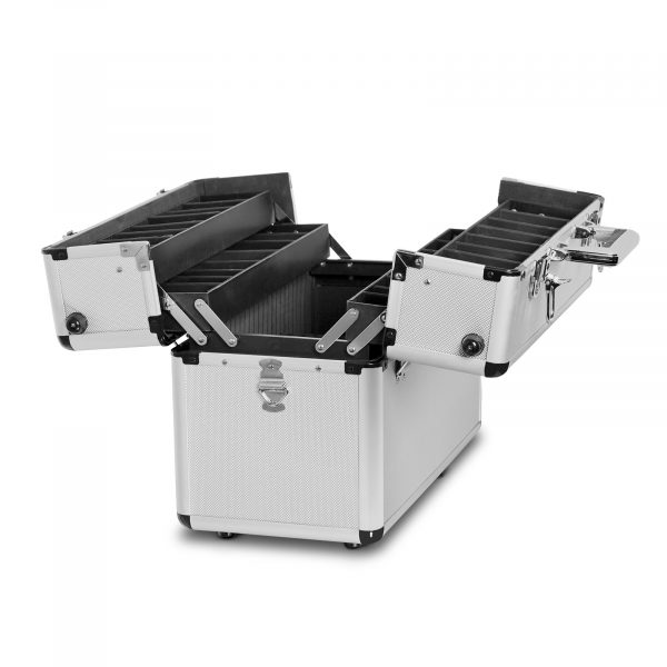 Aluminijasti  kovček za orodje - 450 x 220 x 320 mm