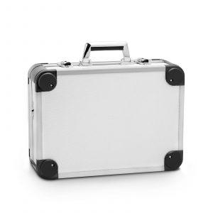 Aluminijasti kovček za orodje s ključavnico - 450 x 330 x 160 mm
