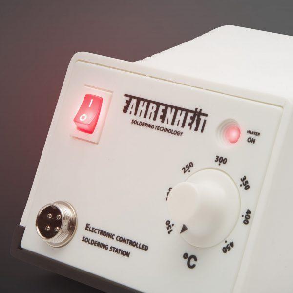Analogna spajkalna postaja - 230 V • 48W - 150–450 ° C