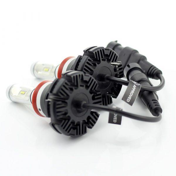 Avto LED  kit - H11 - 12 - 24V - 4000 lumnov