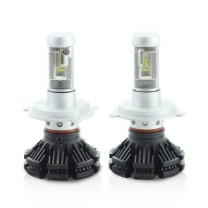 Avto LED  kit - H4 - 12 - 24V - 4000 lumnov