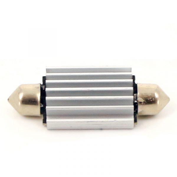 Avto LED žarnica - sijalka Canbus - Sofit 41mm - 12 V • 3 W, 2 kosa / blister