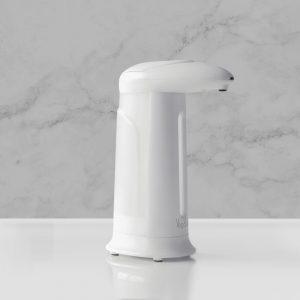Avtomatski dozirnik mila ali antibakterijskega sredstva - 360 ml - samostoječ - na baterijski pogon