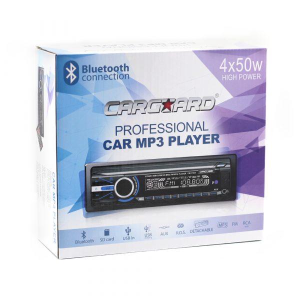 Avtoradio MP3 z Bluetooth, FM sprejemnikom in bralnikom SD / MMC / USB