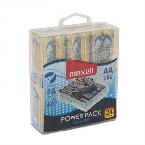 Baterija - 1,5 V • AA • LR6 - 24 kosov / pakiranje