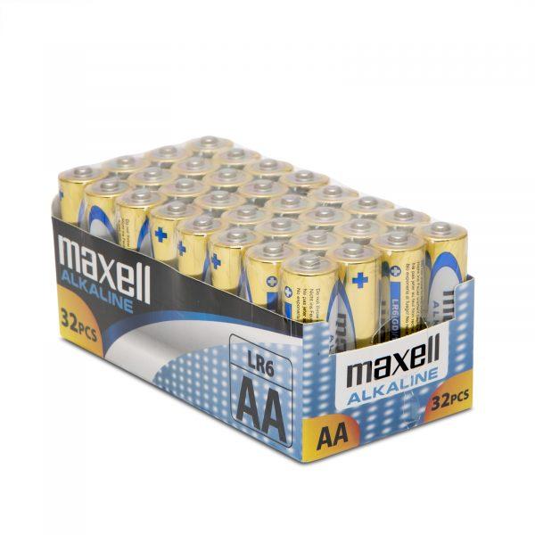Baterija - 1,5 V • AA • LR6 - 32 kosov / pakiranje