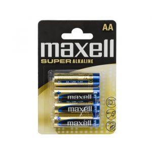 Baterija 1,5 V • AA • LR6 - 4 kosi / blister