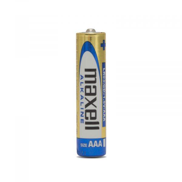 Baterija 1,5 V • AAA • LR3 - 5 + 5 kosov / blister
