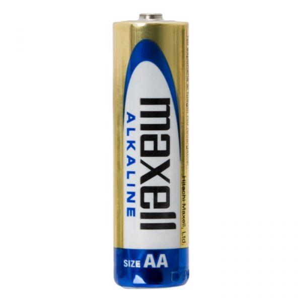 Baterija - AA • LR6 - alkalna • 1,5 V - 4 kos / blister