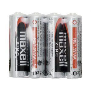 Baterija - AA • R6 - Zn • 1,5 V - 4 kosi