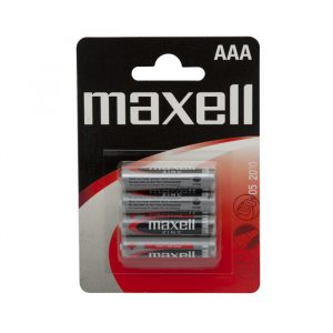 Baterija - AAA • R03 - Zn • 1,5V - 4 kosi / blister