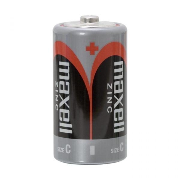 Baterija baby - C • R14   Zn • 1,5 V - 2 kos