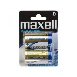 Baterija - D • LR20 - alkalna • 1,5 V - 2 kos / blister