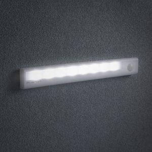 Baterijska svetilka s senzorjem gibanja 8 LED