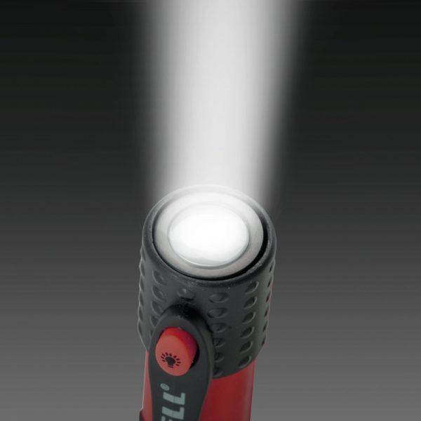 Brezkontaktni detektor napetosti z LED svetilko