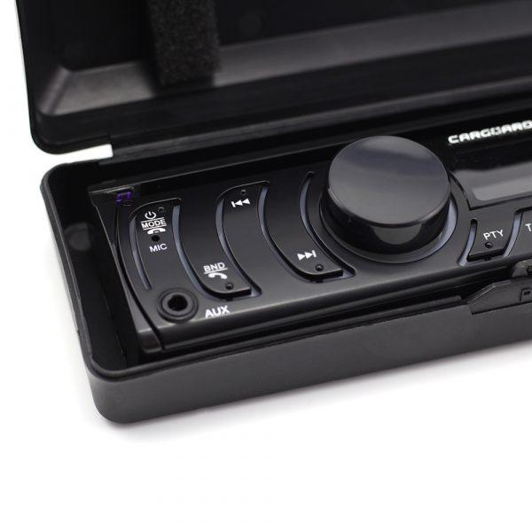 CD/MP3 avtoradio z Bluetooth, FM tuner, USB, SD, AUX z RGB LED osvetlitvijo
