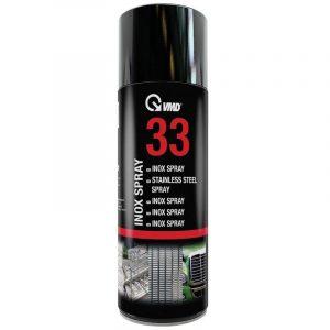 Čistilo za nerjaveče jeklo - 400 ml