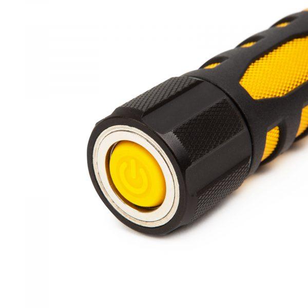 COB LED delovna svetilka 2 v 1 z zoom-om