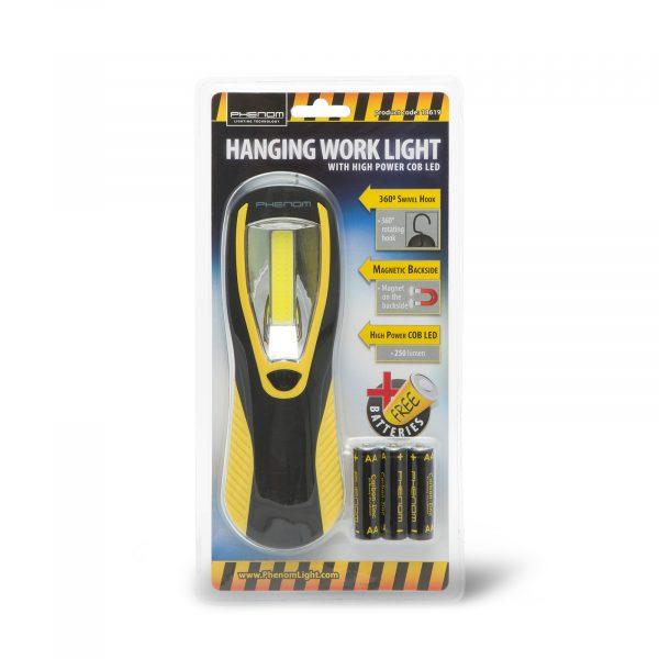 COB LED delovna svetilka na baterije