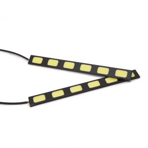 COB LED dnevne luči 14,5W samolepilne