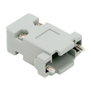 D-SUB plastična prevleka za konektorje 9P / 15P