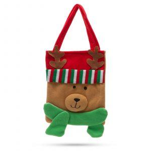 Darilna torba - 3D medved velikosti 24 x 20 cm