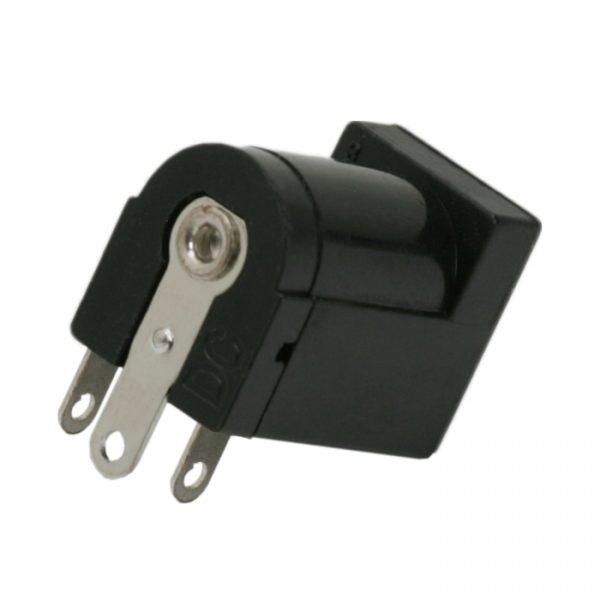 DC vtičnica - različica za vgradnjo na PCB - 5.5 / 2.5