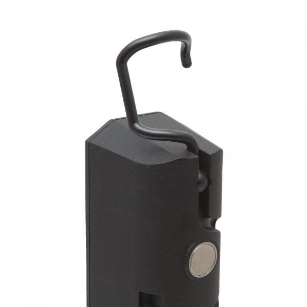 Delovna luč - COB LED z visoko intenzivnostjo, funkcija signala v sili - 8W - baterijsko napajanje